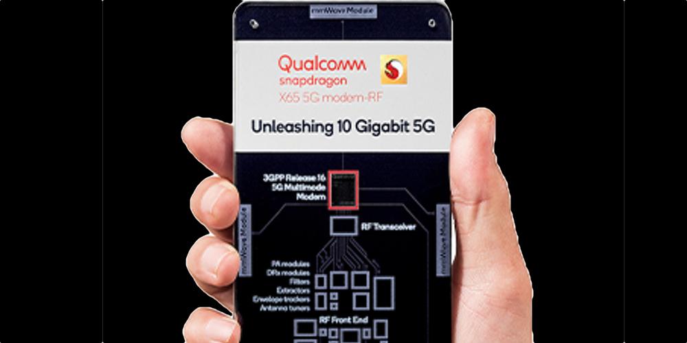 Snapdragon X65 modem