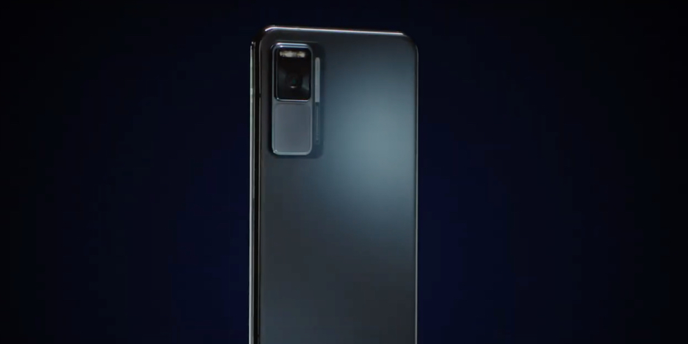 Xiaomi Concept Phone Waterfall 4-sided display