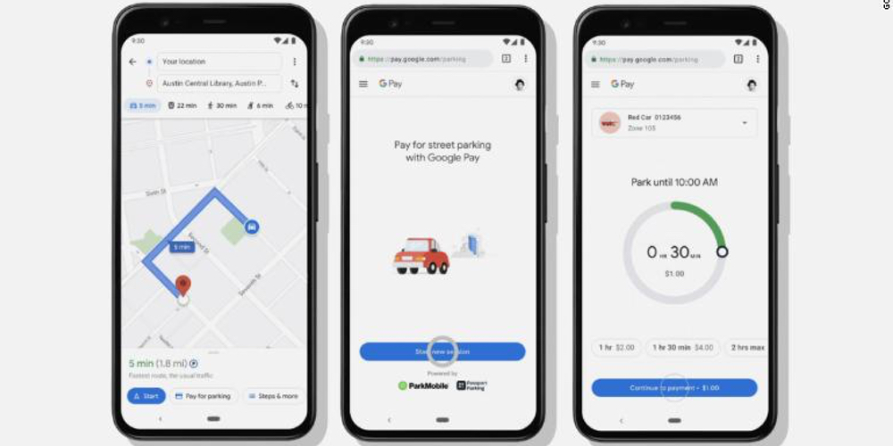 google-maps-pay-for-parking