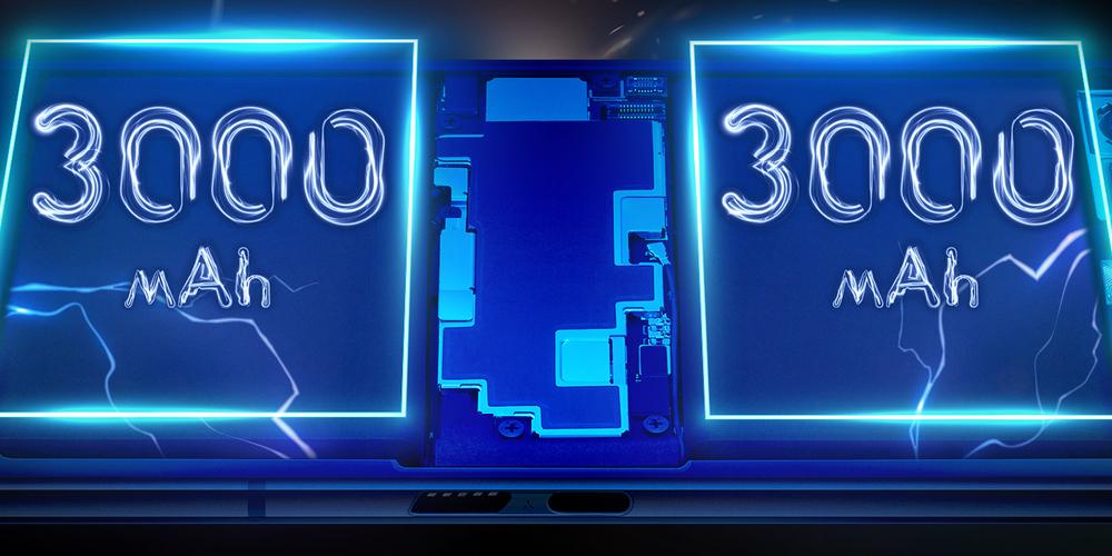 Asus ROG Phone 5 dual battery