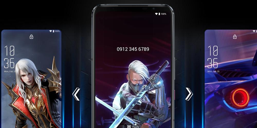 Asus ROG Phone 5 gaming phone