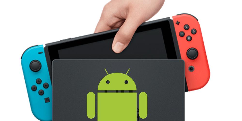 Qualcomm Nintendo Switch Android