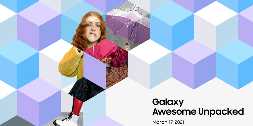 Samsung Galaxy Awesome Unpacked Event