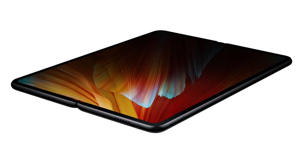 Xiaomi Mi Mix Fold in unfolded stage