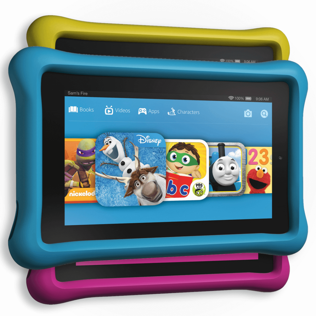 best tablets for kids amazon fire 10