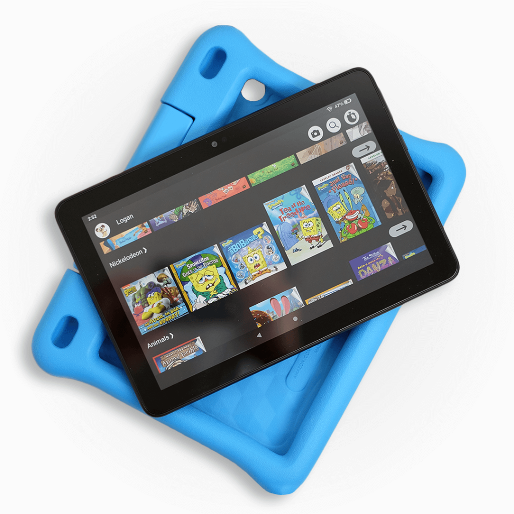 Best tablets for kids - amazon fire