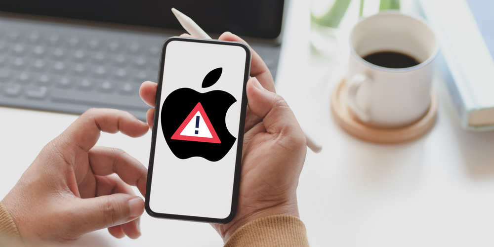 iOS 14.4.1 update for malware
