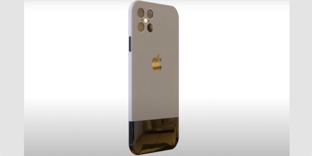 iPhone 13 concept phone