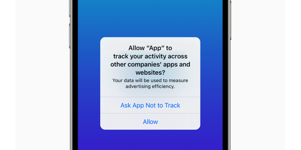 Apple iOS 14.5 App tracking