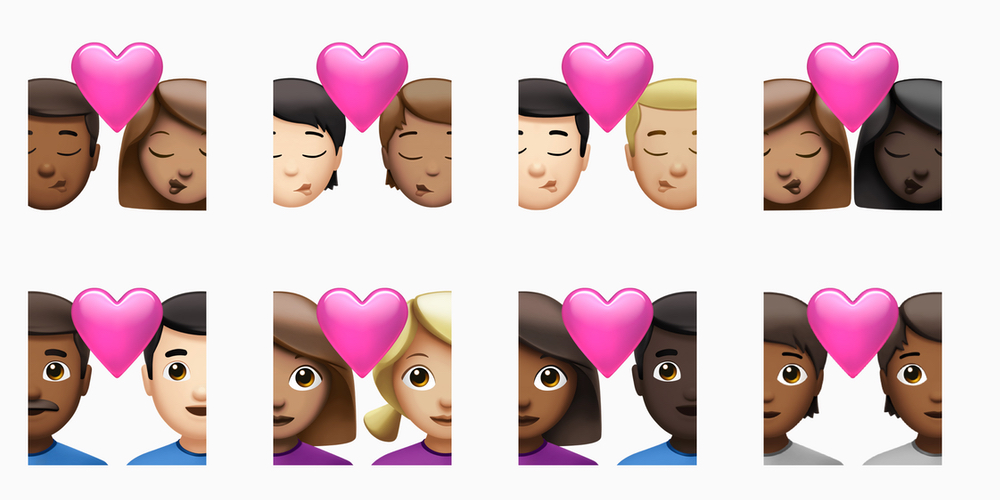 Apple iOS 14.5 Emojis