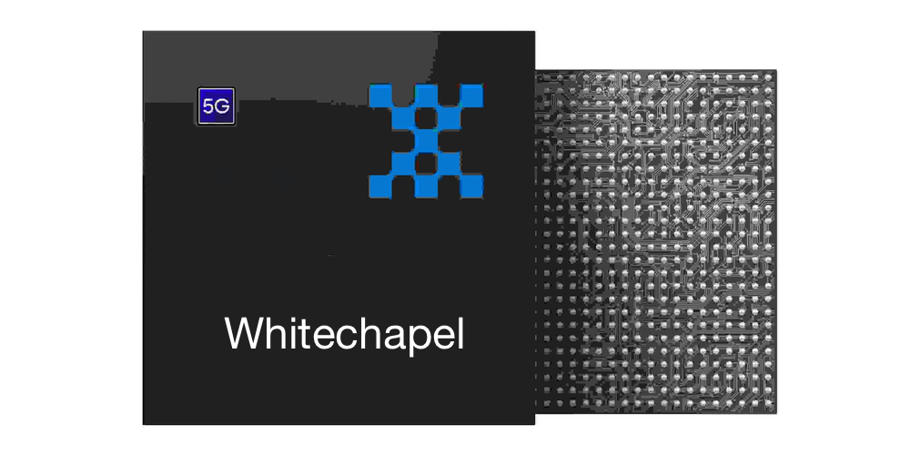Google Whitechapel chipset