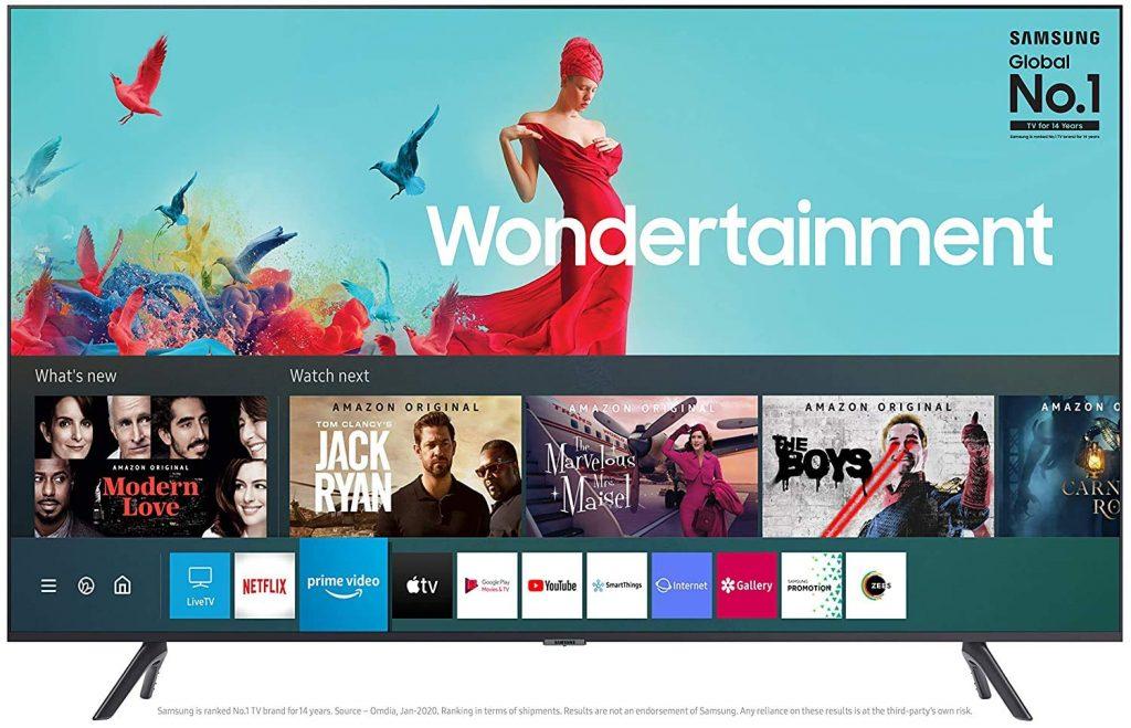 Samsung Wondertainment Series With Alexa