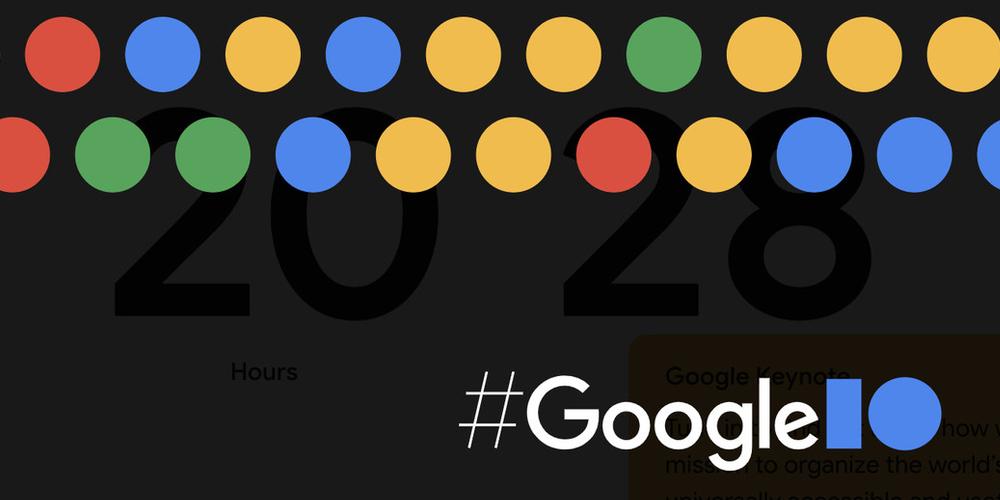 Google I/O 2021 First Keynote