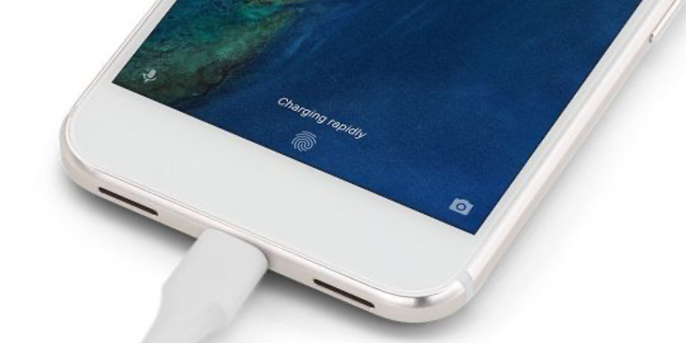 Google Pixel wont charge