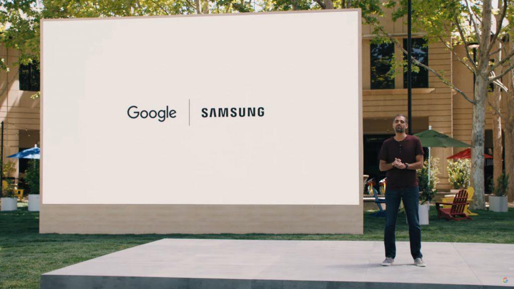 Google I/O 2021 Tizen and WearOS