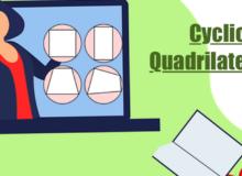 Properties of Cyclic Quadrilaterals