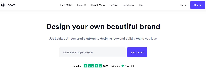 Looka Logo Maker