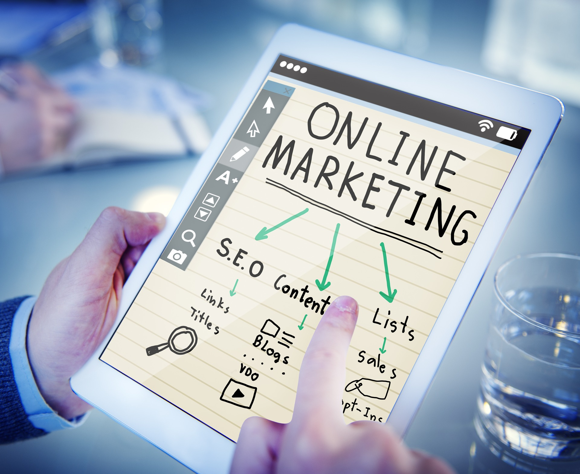 The who, what, why, and how of Digital Marketing